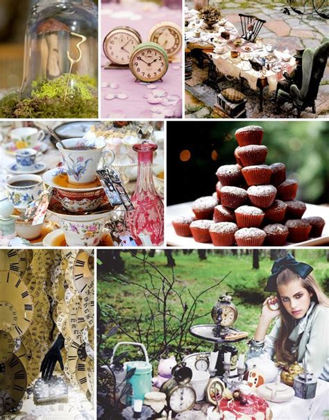 alice wonderland bridal tea party flourish events by design bridal shower theme alice