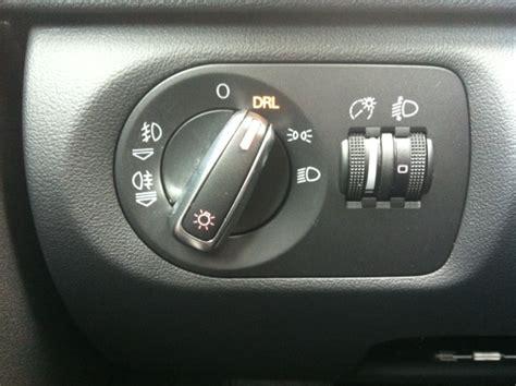 Lichtschalter Am Auto by Was Bedeutet Drl Am Scheinwerfer Schalter Autoirrtum