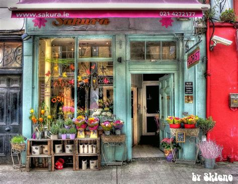 Flower Store by Flowers Store Fronts And Pixel On