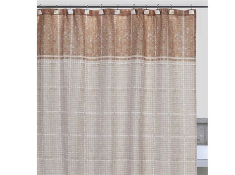 jcpenny shower curtains creative bath mosaic collection shower curtain jcpenney