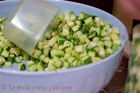 come si possono cucinare le zucchine come congelare le zucchine le mille e una passione
