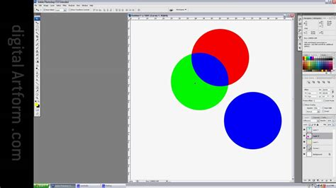 subtractive color mixing a surprising look at photoshop subtractive color mixing