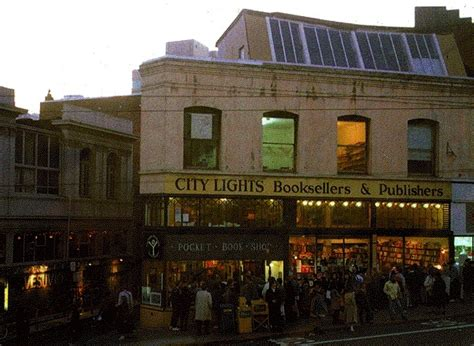city lights bookstore books