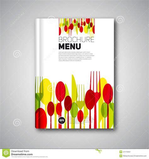 Cafe Menu Book Design | restaurant menu card design template brochure book cover
