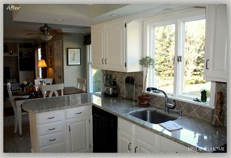 Painting White Kitchen Cabinets Painting Kitchen Cabinets White Before And After Decor Trends