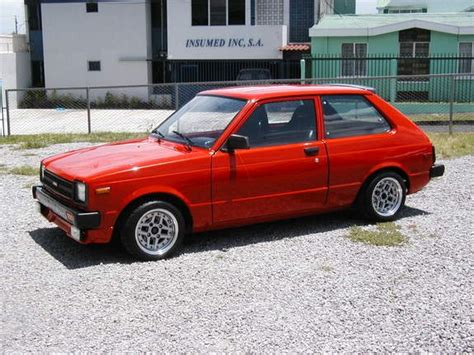 1981 Toyota Starlet Kp61cr 1981 Toyota Starlet Specs Photos Modification