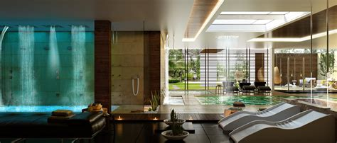 ambientazioni spa home wellness bossini docce
