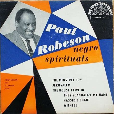 paul robeson swing low sweet chariot paul robeson negro spirituals records lps vinyl and cds