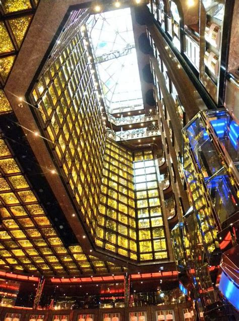 inside the carnival dream cruise ship cruise vacation