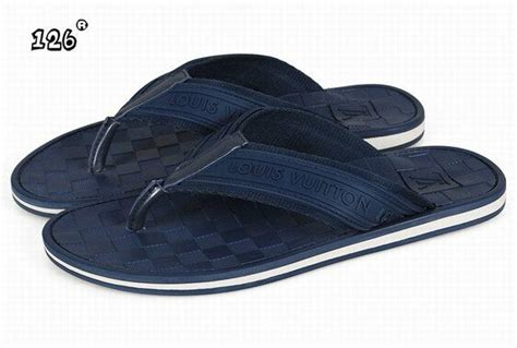 Sandal Flipflop Lv 6225 Sale sale lv mens sandals lv loafers louis vuitton flip flops lv 01 lv mens black shoes