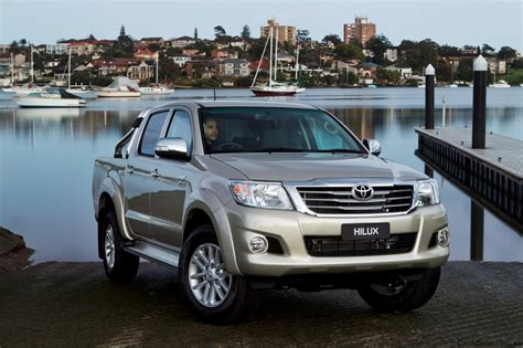 Toyota Hilux 2012 2012 Toyota Hilux Pricing Specifications Gallery