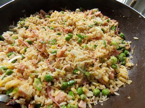 recipe fried rice recipe
