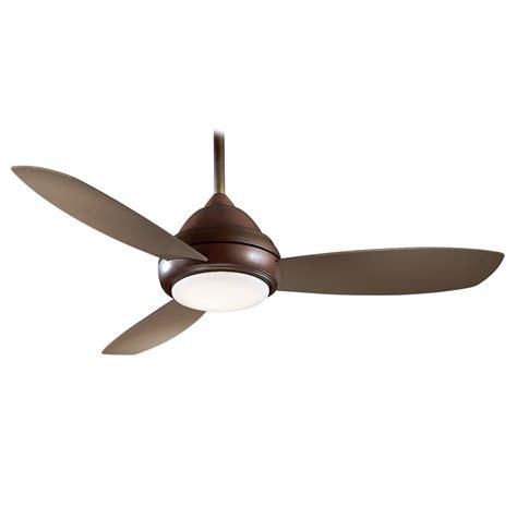 minka concept 1 ceiling fan concept i ceiling fan by minka aire fans f517 orb rustic