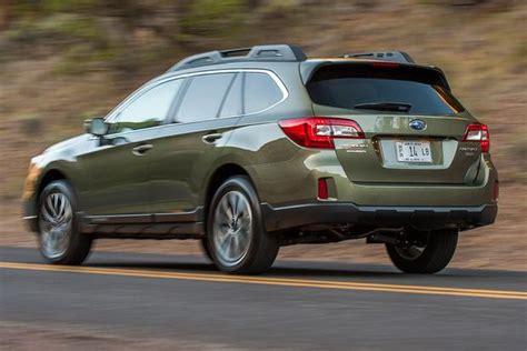subaru minivan 2016 2016 subaru outback car review autotrader