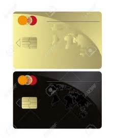 Credit Card Black Template Blank Visa Credit Card Template Besttemplates123