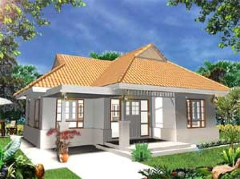 small bungalow house plans modern house