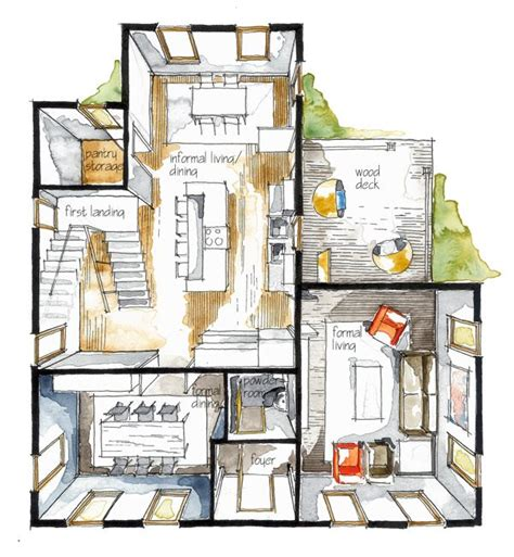 interior design sketch best 25 interior design sketches ideas on pinterest