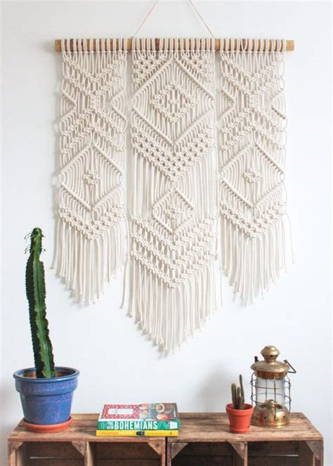 Macrame Wall - 17 best ideas about macrame wall hangings on
