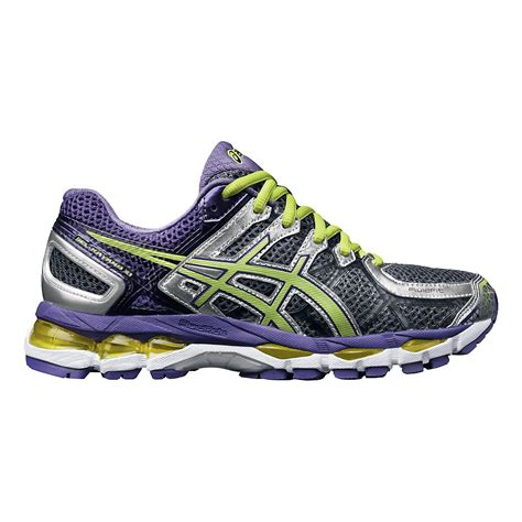 womens running shoes womens asics gel kayano 20 running shoe at road runner sports