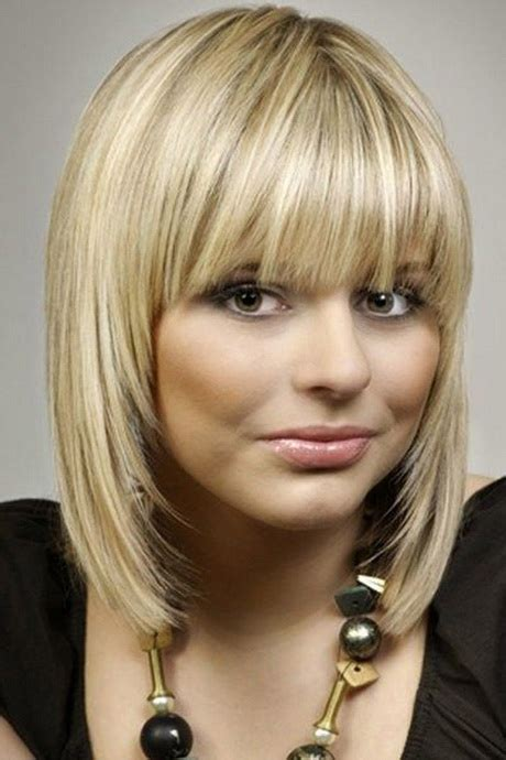med length hairstyles for 50 with bangs medium length haircuts with bangs for