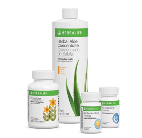 Herbalife Detox by Product Catalog