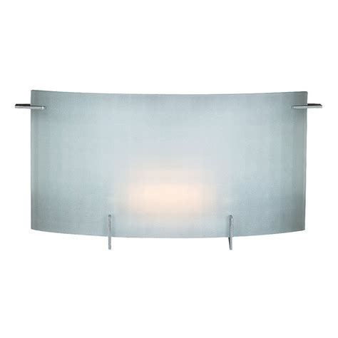 Pocket Wall Sconce Lighting Shop Access Lighting Oxygen 13 25 In W 1 Light Chrome