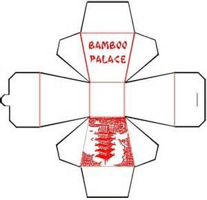 Takeout Box Template by Takeout Box Template Packaging Design