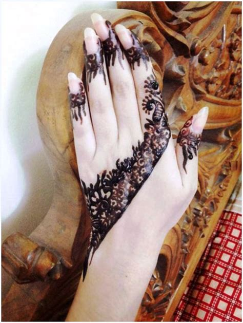 simple hand mehndi designs 2018