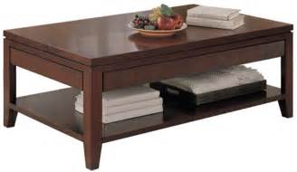 Lift Top Coffee Table Cherry Grove Lift Top Coffee Table Ebay