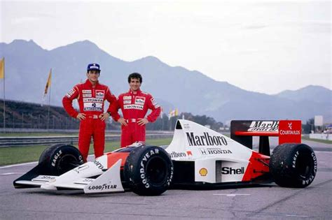 the power and the senna prost and f1 s golden era books mclaren mp4 4 well deserved place in the history of