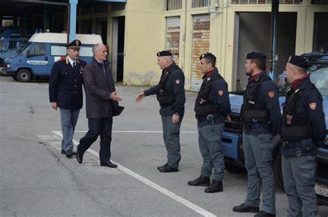 genova mobile il capo della polizia franco gabrielli all inaugurazione