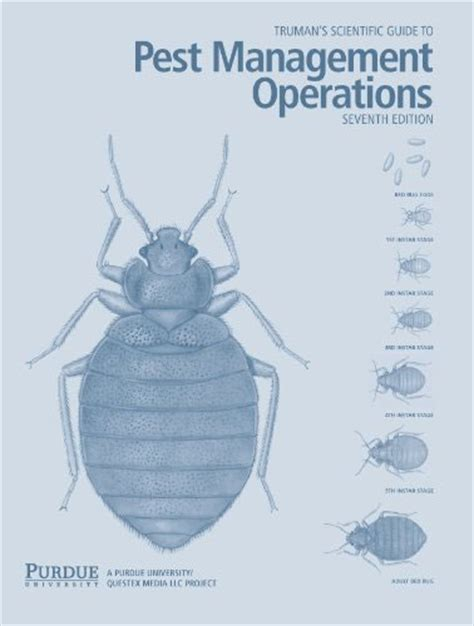 operation bug spray argonauts books bedbugs trumans scientific guide to pest management