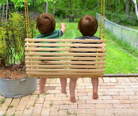 kids swings for trees rope tree swing for two toddlers children twin gift