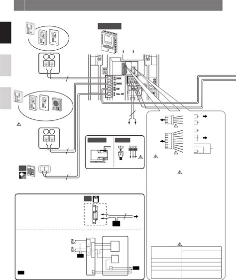 aiphone wiring diagrams