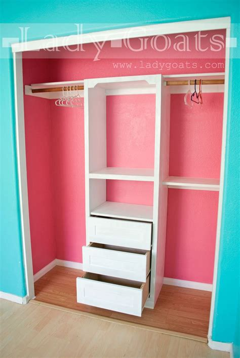 Small Wardrobe Closet Best 10 Closet Storage Ideas On Baby