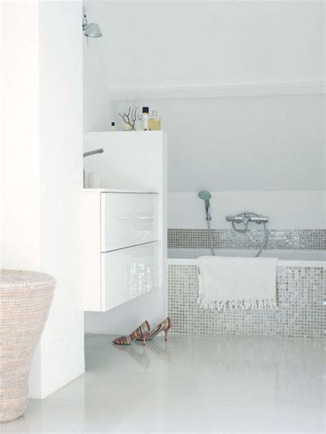 white sparkle bathroom tiles 20 white sparkle bathroom floor tiles ideas and pictures