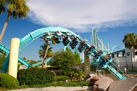 sea orlando top 10 roller coasters in orlando cultural travel guide