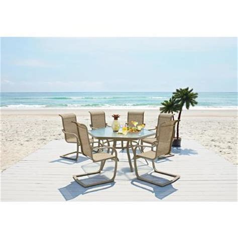 Numark Industries Patio Furniture Upc 769455767264 Garden Oasis Long Beach 7pc Patio