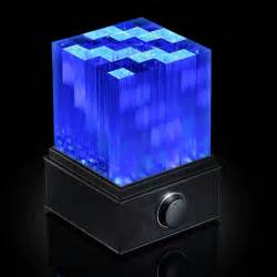 supernova light cube led bluetooth speaker