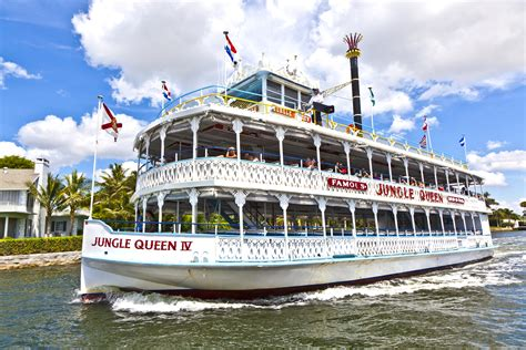 fort lauderdale boat show military discount discounts for jungle queen in fort lauderdale fort