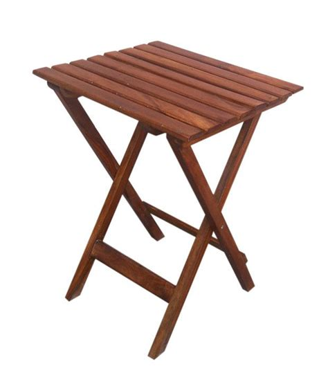 Grendel Silver 2 Imperial Kotak Tebal induscraft folding wooden table buy at best price in india on snapdeal