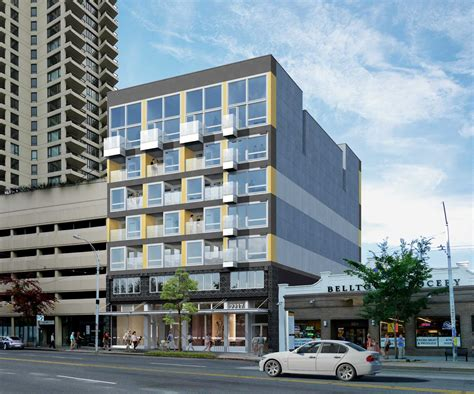 appartments in seattle developer building lego like apartments in belltown