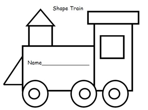 shape puzzle house b w easy cut out the shapes and shapes clipart train pencil and in color shapes clipart