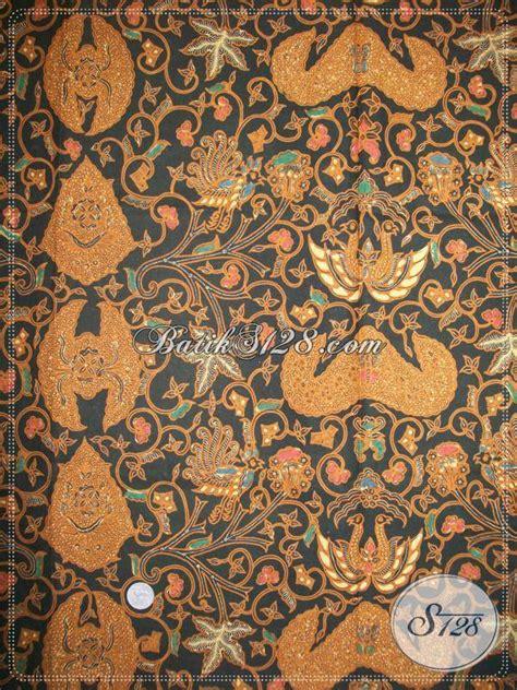 Batik Halus Khas Jogja Motif Wahyu Tumurun batik lawasan klasik wahyu tumurun latar ireng batik jawa