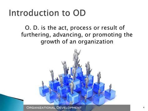 Mba Organizational Development by Organizational Development