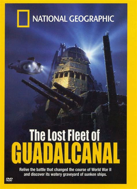 Lost Fleet Of Guadalcanal 1996 Rotten Tomatoes
