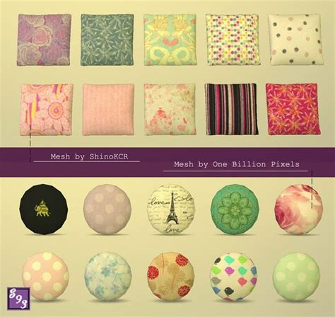 sims 4 cc home decor cc by shenice93 spring time cherry 69 best s4 memo buy gt pillows decor images on