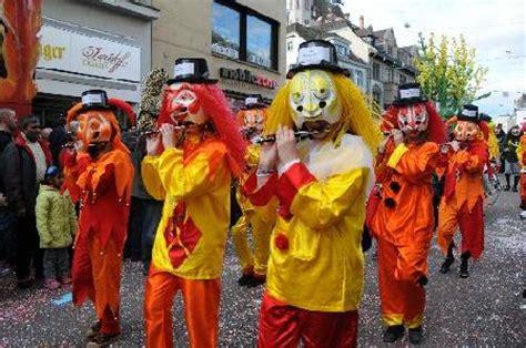 carnival in switzerland carnival of basel