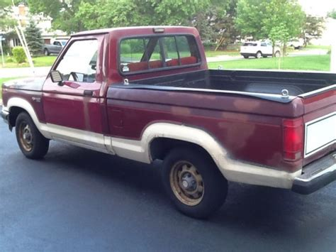 how cars run 1989 ford ranger free book repair manuals 1989 ford ranger xlt standard cab pickup 2 door 2 3l for sale photos technical specifications