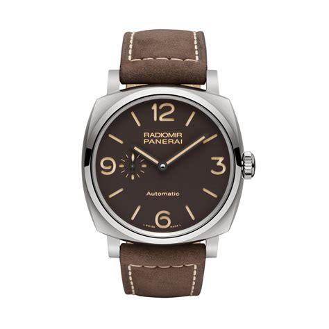 panerai radiomir 1940 3 days automatic titanio 45mm